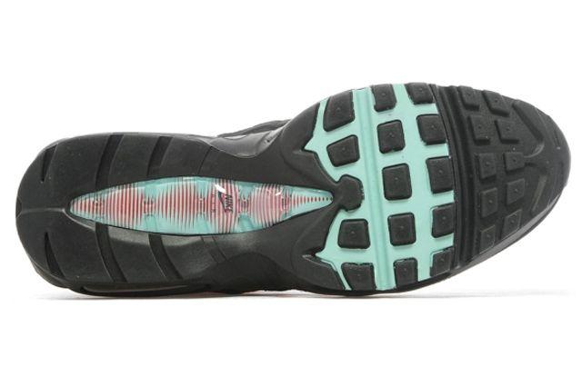 Nike Air Max 95 Obsidian University Red 3