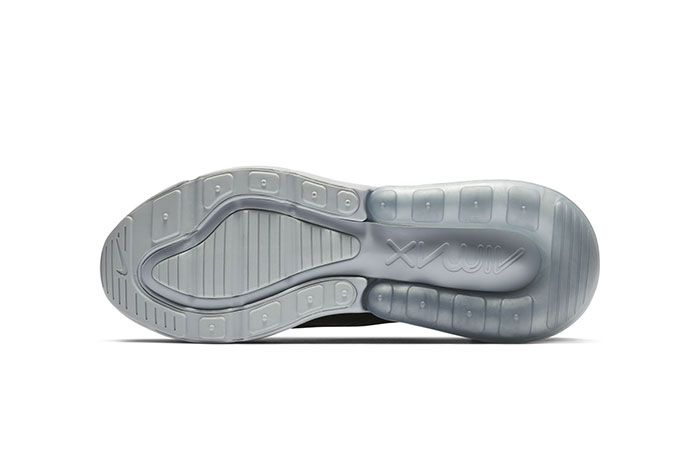 Nike Air Max 270 Black Blue Sneaker Freaker1