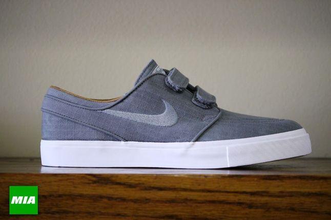 Nike Stefan Janoski Ac Rs Grey Profile 1
