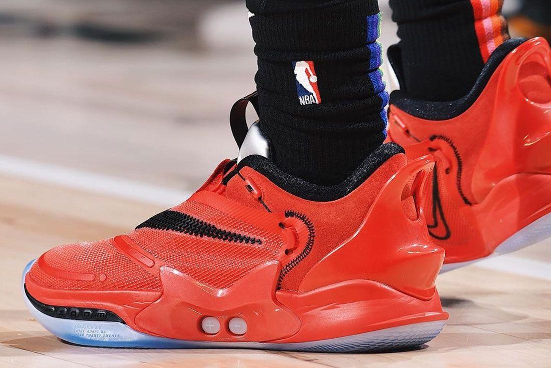 Nike Adapt Bb 2 0 On Foot