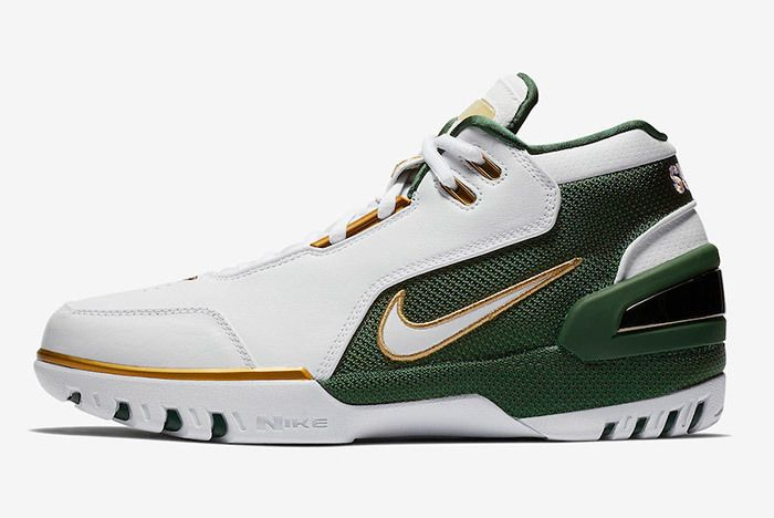 Nike Air Zoom Generation Le Bron Svsm Ao2367 100 11