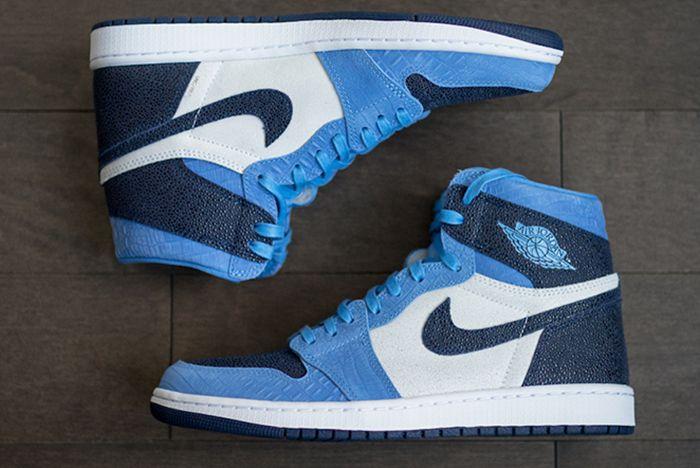 Air Jordan 1 High Og Unc Top Both