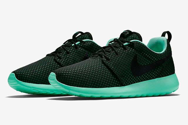 Nike Roshe Run Prm Green Glow
