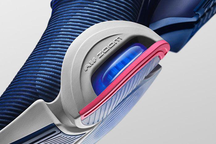 Nike Air Zoom Superrep Blue Zoom Detail
