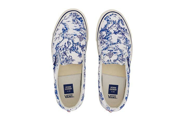 Opening Ceremony Vans Slip On 4