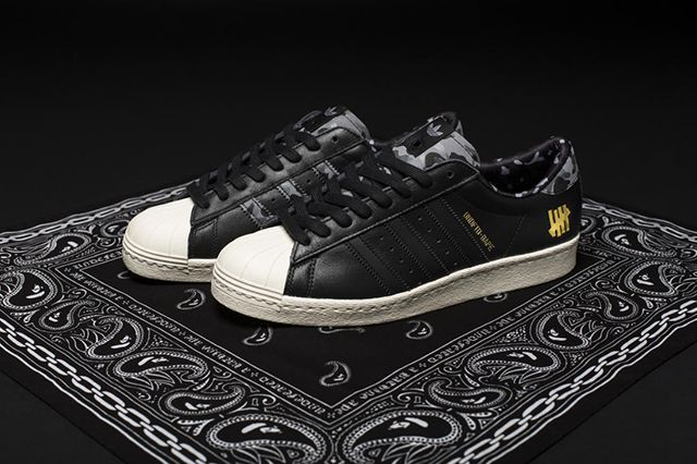 Undftd X Bape X Adidas Collection 3