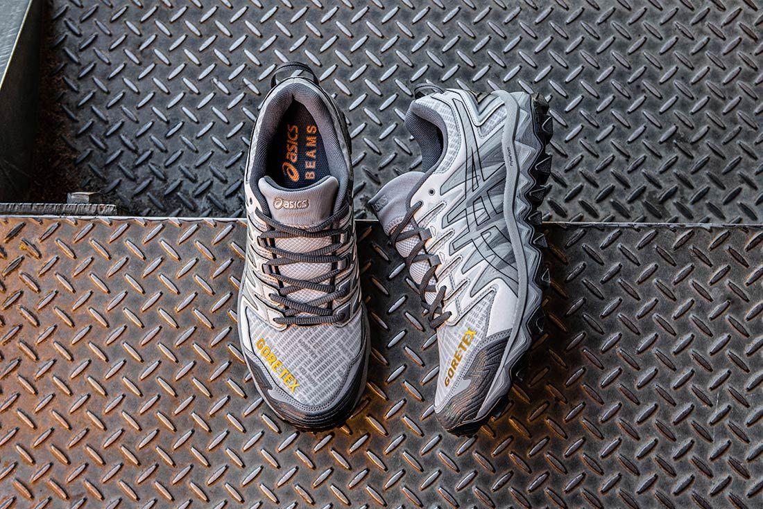 Beams Asics Gel Fujitrabuco 7 Gore Tex Sneaker Freaker