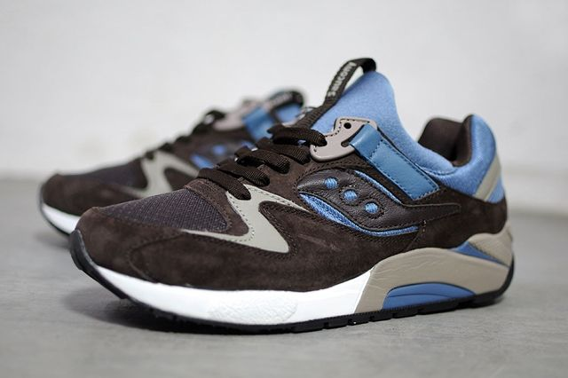 Saucony Grid 9000 March Releases 2