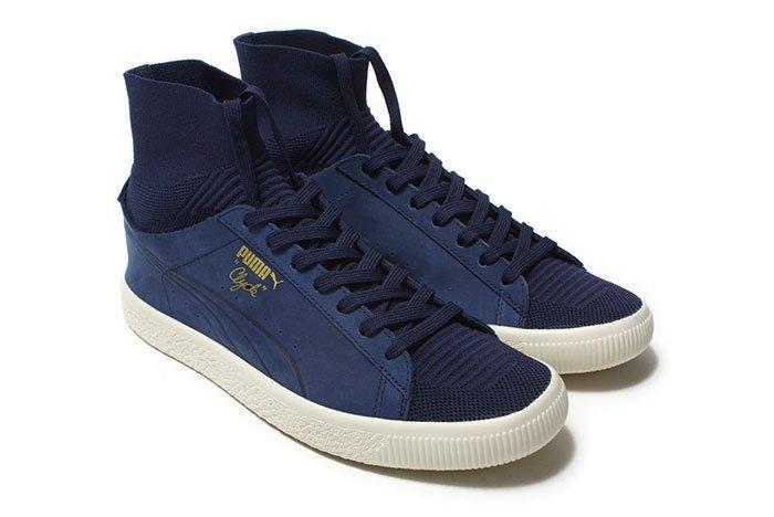Puma Clyde Sock Select 8