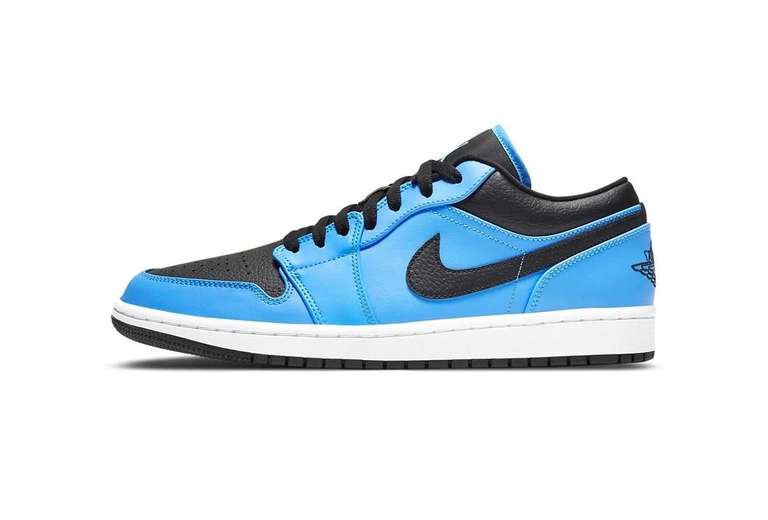 Air Jordan 1 Low 'University Blue'