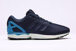 Adidas Zx Flux Dark Blue Dark Blue Hero Blue Thumb