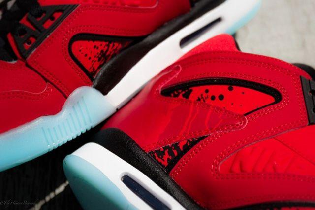 Nike Atc Hybrid Chilling Red Bump 2