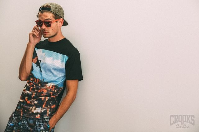 Crooks N Castles Summer Lookbook 3