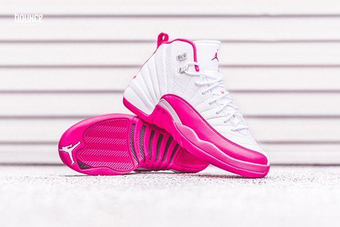 Air Jordan 12 Gs Valentines Day6