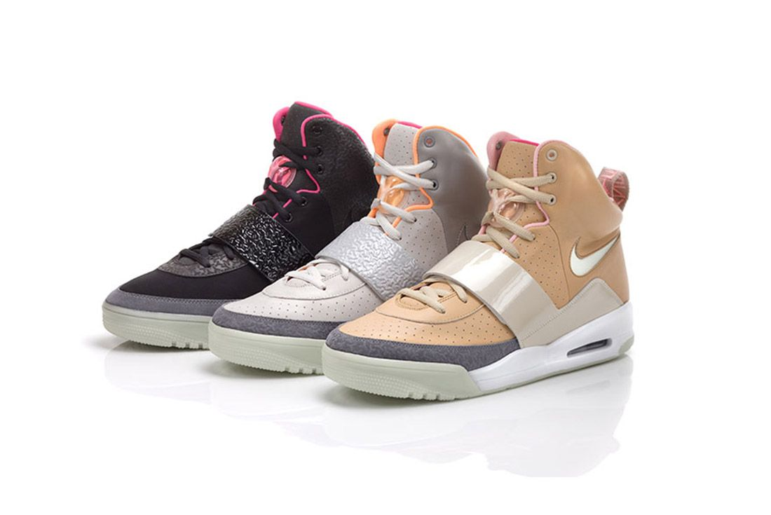 Material Matters Velcro Nike Air Yeezy 1