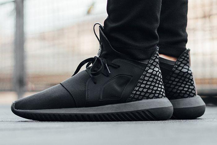 Adidas Tubular Defiant Core Black