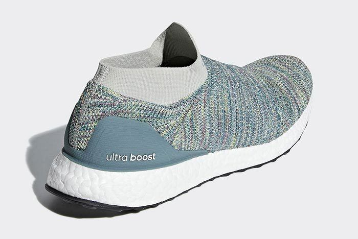 Adidas Ultra Boost Laceless Multicoloured 3