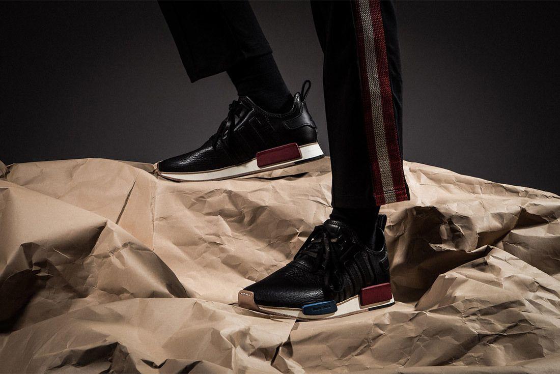 Hender Scheme Adidas On Foot Nmd R1 2