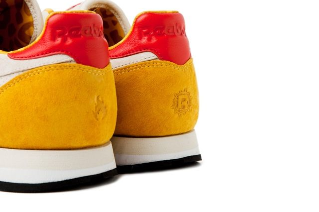 Hanon Shop X Reebok Classic Leather 30Th Anniversary Heel Detail