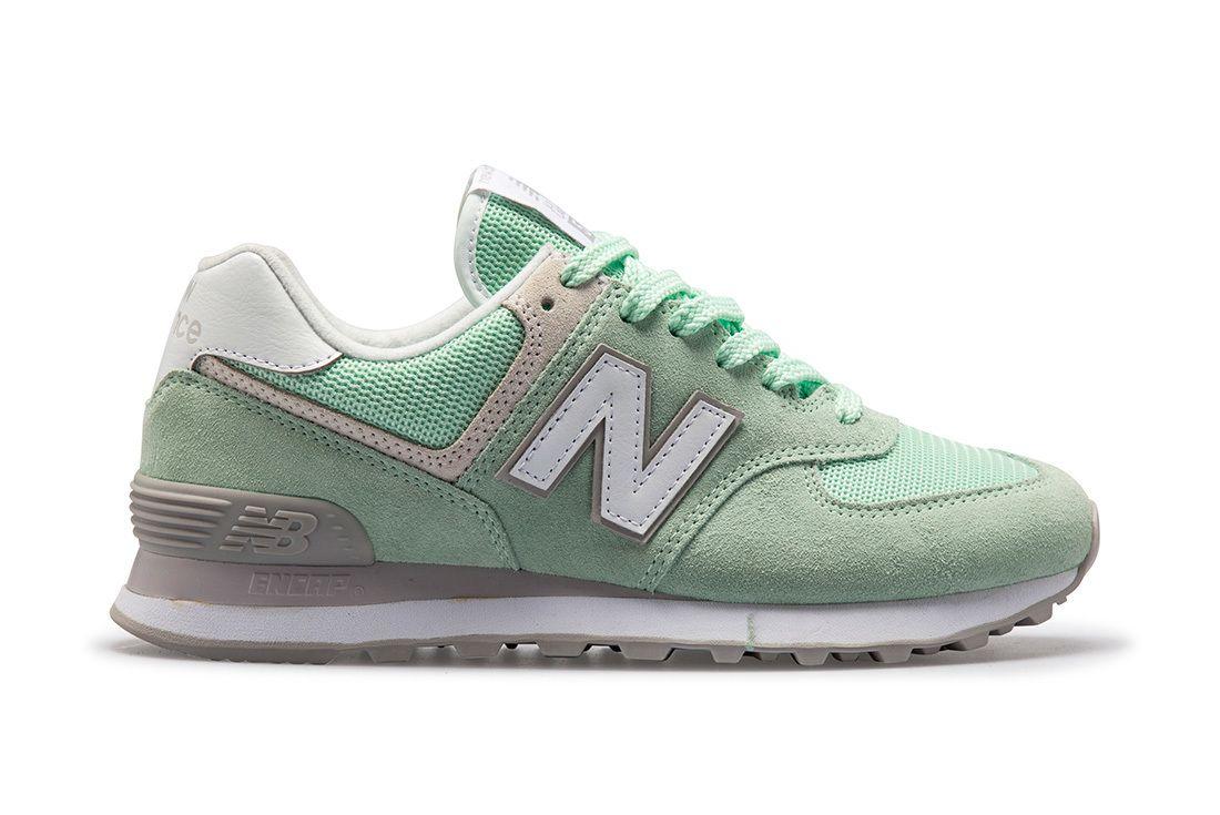 New Balance 574 Classic Pastel Pack Womens Sneaker Freaker 24
