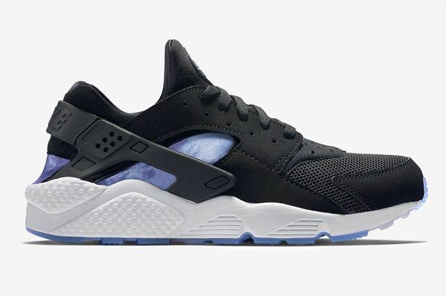 Nike Huarache Black Persian Violet 51