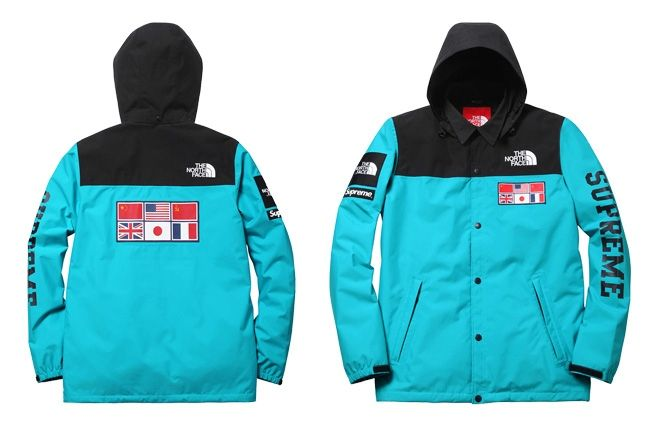 Supreme The North Face 2014 Spring Summer Collection 5
