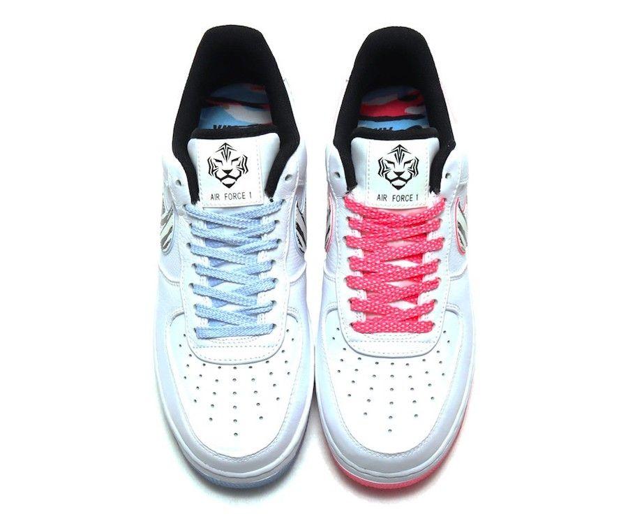 Nike Air Force 1 Korea Top