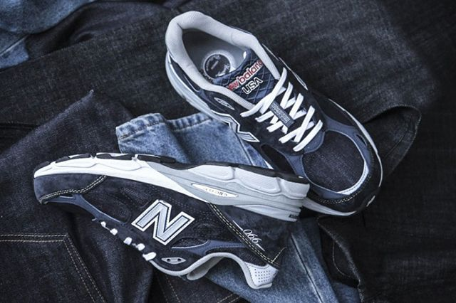 New Balance M990V3 Denim