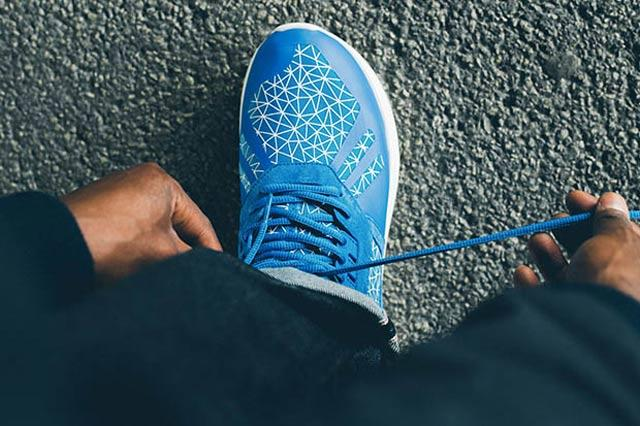 Adidas Originals Tubular Geomatric Pattern Pack Bluebird 2