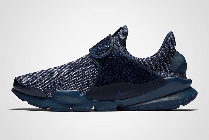 Nike Sock Dart Breathe Mignight Navy Thumb