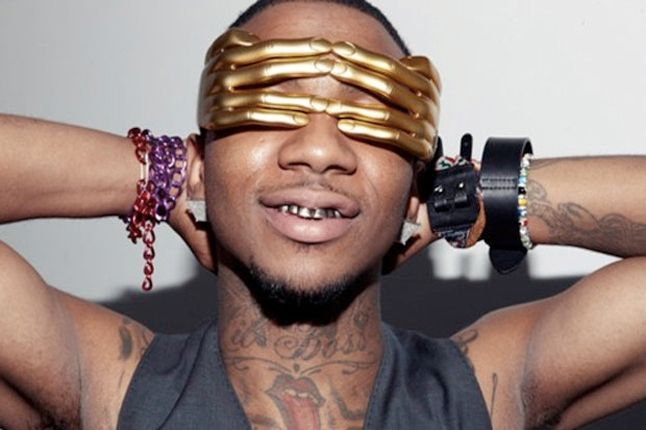 Lil B Gold 1
