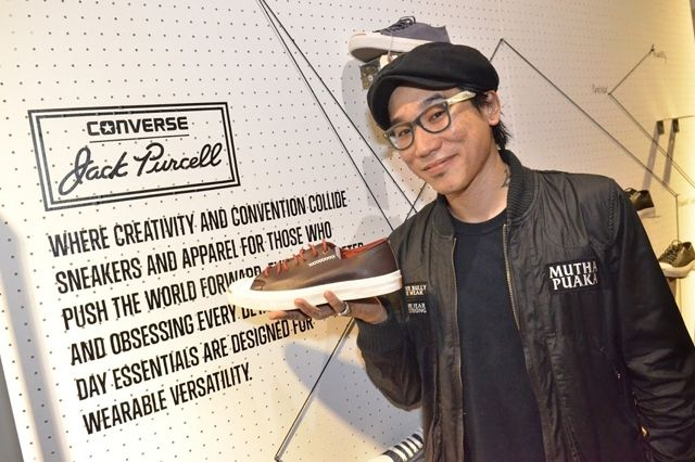 Converse Jack Purcell Pop Up Store Malaysia 9