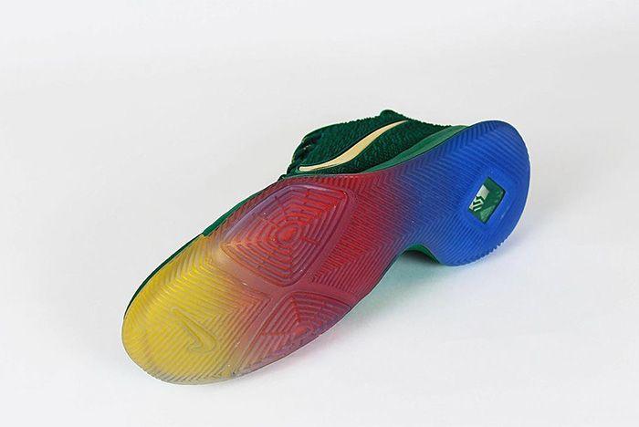 Nike Kyrie 3 Rainbow 2 Sneaker Freaker