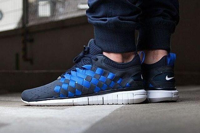 Nike Free Og Woven Obsidian Blue 5