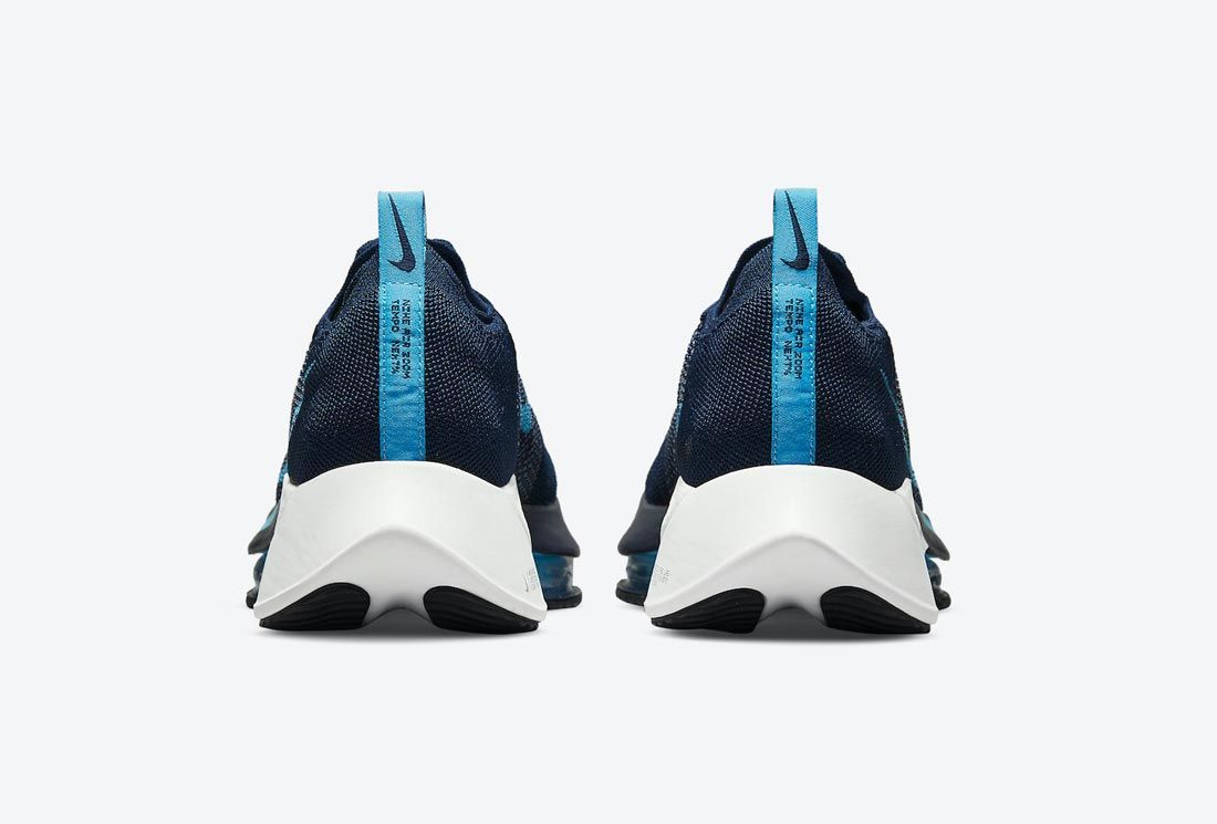 Nike Air Zoom Tempo NEXT% 'College Navy'