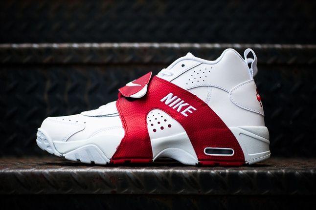 Nike Air Veer Red Profile