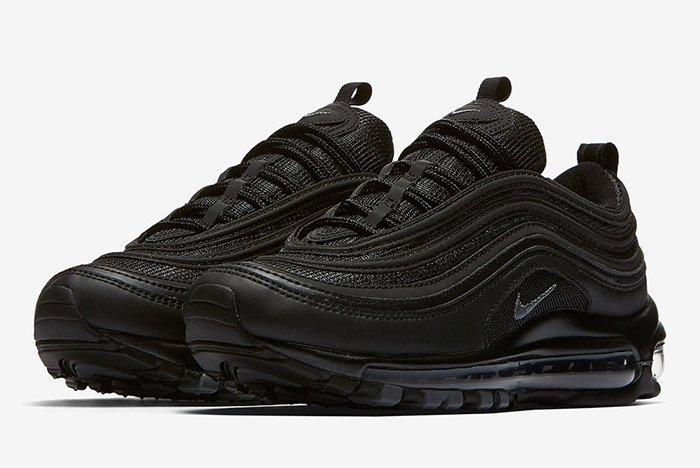 Nike Air Max 97 Triple Black 7
