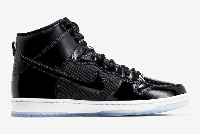 Nike Sb Dunk High Space Jam Bq6826 002 Release Date 2 Side