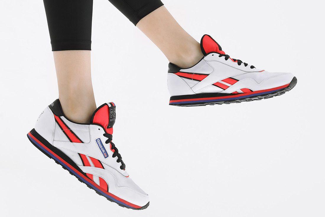 P E Nation X Reebok Classic Nylon Trainer 2018 Sneaker Freaker 2