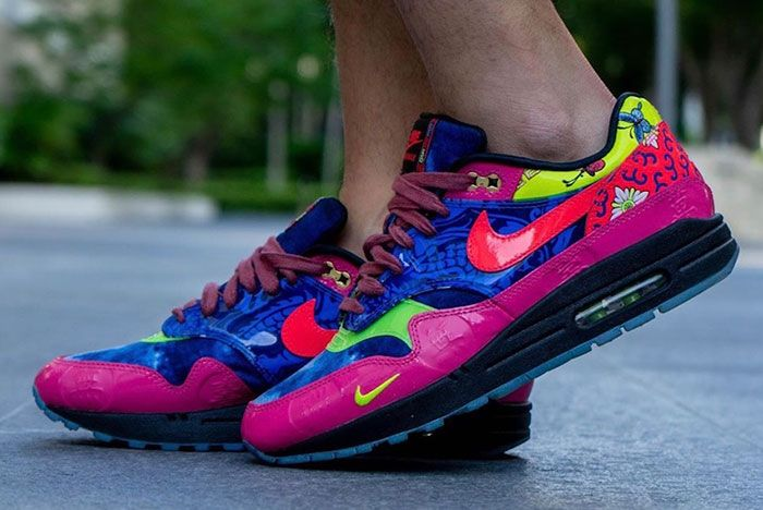 On-Foot Look: Nike Air Max 1 'Longevity' for Chinese New Year ...