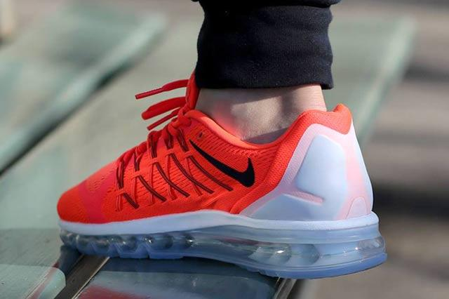 Nike Air Max 2015 Bright Crimson 3