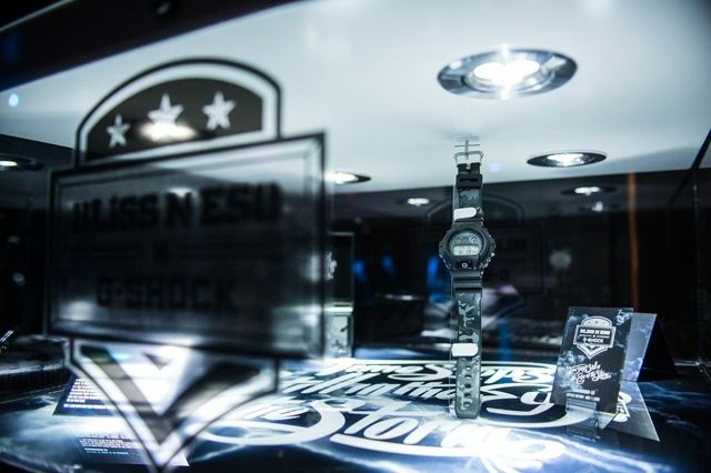 G Shock Launch Bliss N Eso Colab 10