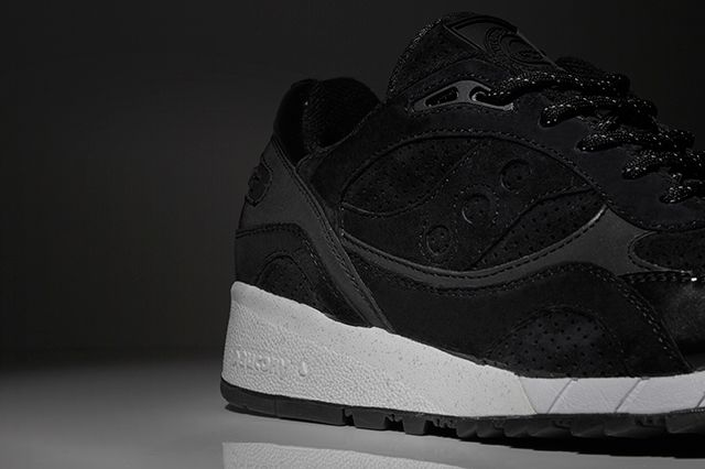 Saucony X Offspring Shadow 6000 Stealth 3