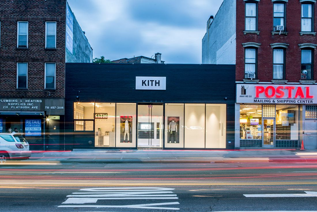 kith store front