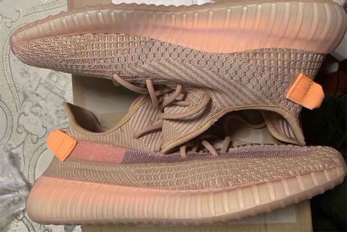 Yeezy Boost 350 V2 Clay Lateral