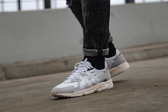 Asics Gel Ds Trainer Grey 1