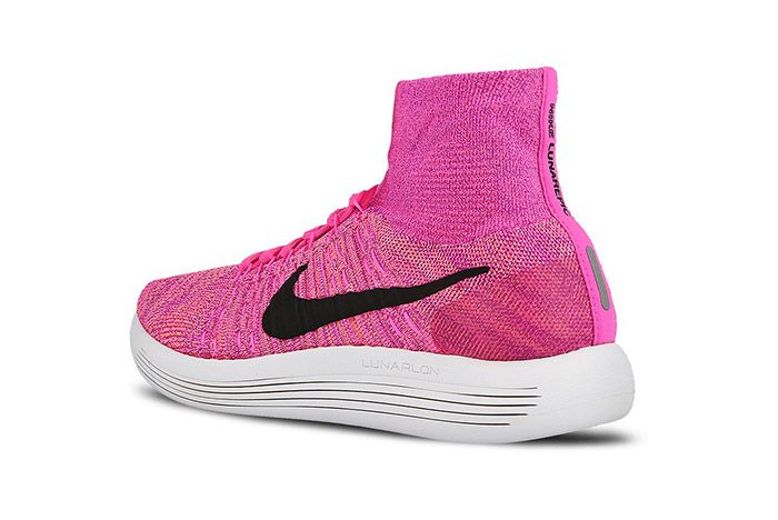 Nike Wmns Lunarepic Pink Power Vivid Purple 4