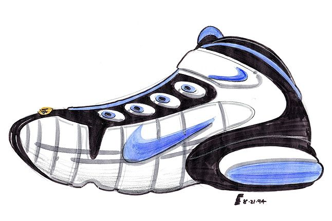 The Making Of The Nike Air Penny 7 1