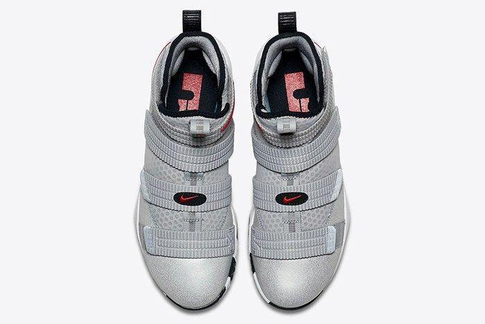Nike Lebronsoldier 11 Silver Bullet 2