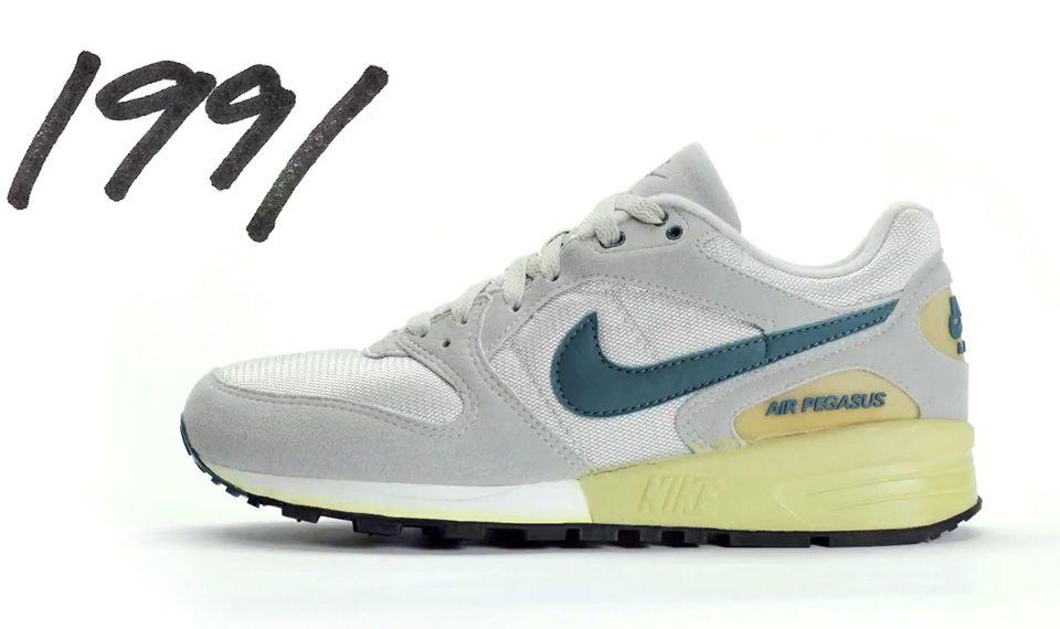 Nike Pegasus 1991